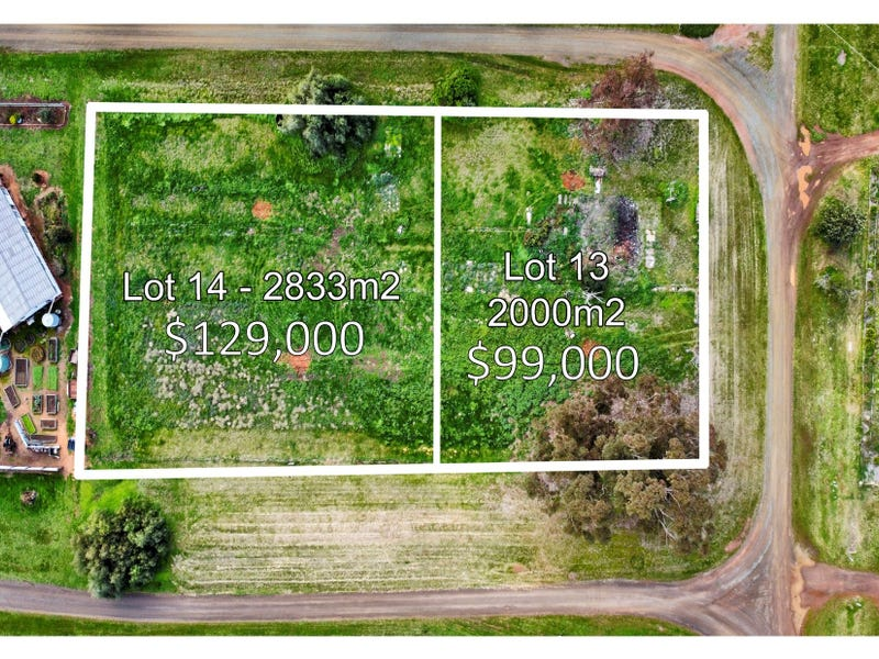 Lot CA13 & 14, 17-19 Froude Street, Raywood, Vic 3570
