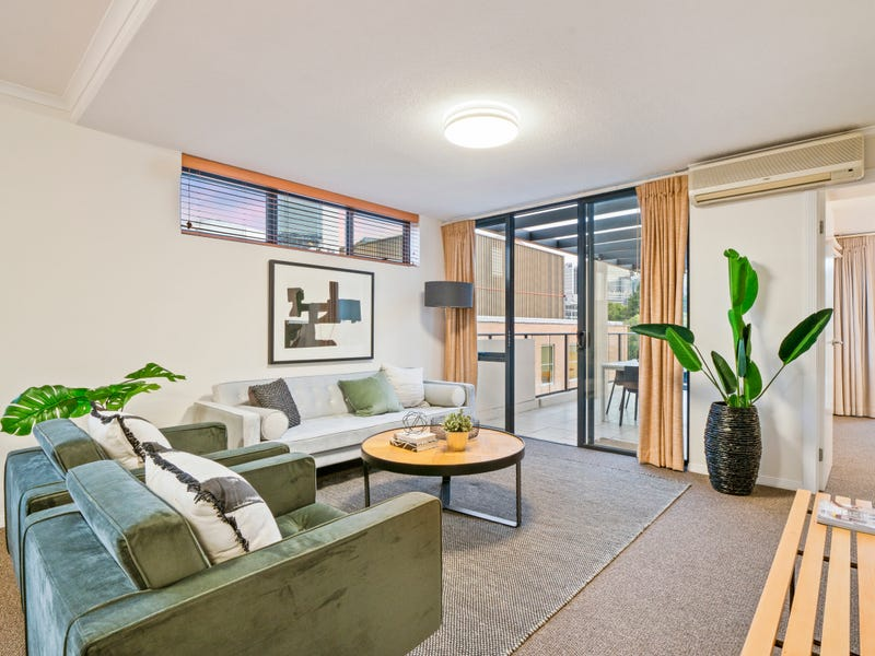 40/287 Wickham Terrace, Spring Hill, Qld 4000