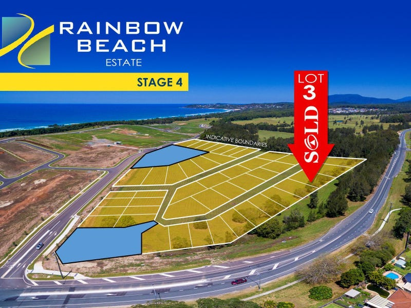 Lot 3 Rainbow Beach Estate, Lake Cathie, NSW 2445