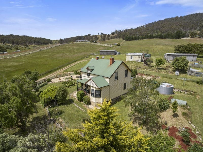319 Ironstone Gully Road, Lachlan, Tas 7140