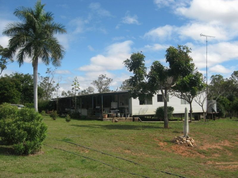 548 Cherry Creek Road, Seventy Mile, Qld 4820
