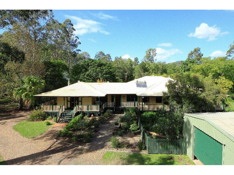 4210 Mary Valley Road, Brooloo, Qld 4570