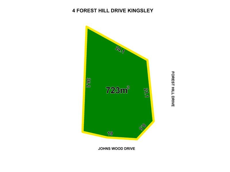 4 Forest Hill Drive, Kingsley, WA 6026
