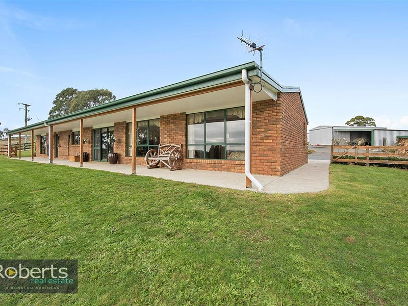 24 Smarts Hill Road, Mount Hicks, Tas 7325