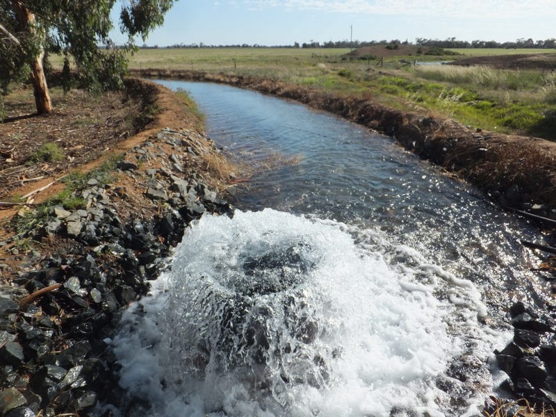 2018 Water Year update, Forbes, NSW 2871