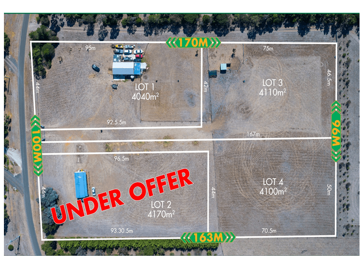 Lot 4, 116 Eagle Court, Teesdale, Vic 3328