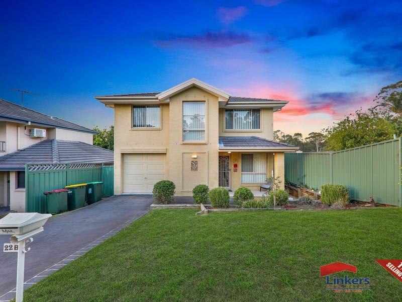22B Birdsville- Boulevard, Leumeah, NSW 2560