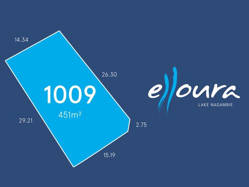 Lot 1009, 9 Elloura Drive, Nagambie, Vic 3608