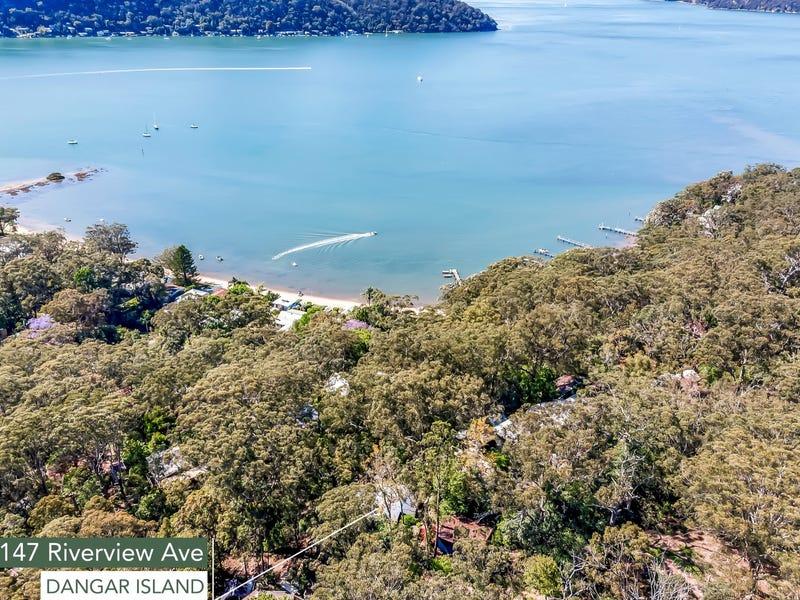 147 Riverview Avenue, Dangar Island, NSW 2083