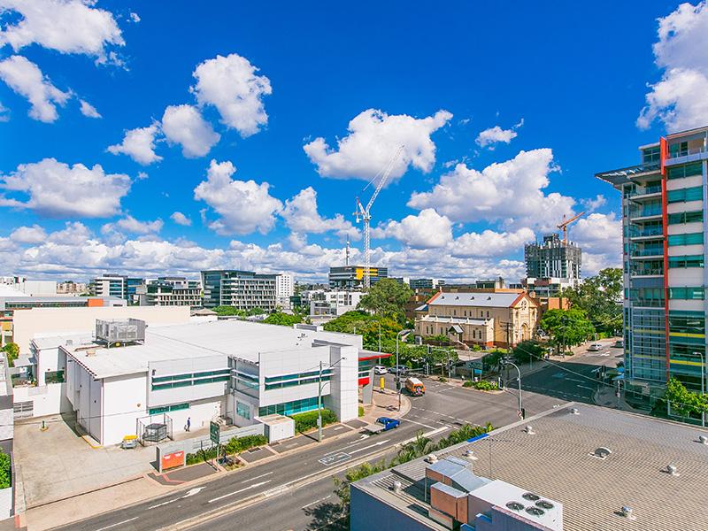 901/35 Peel Street, South Brisbane, Qld 4101