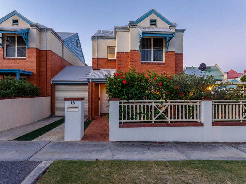 16 Speedy Cheval Street, East Fremantle, WA 6158