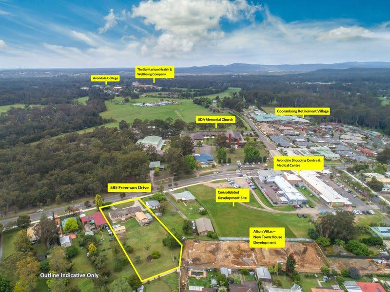 585 Freemans Drive, Cooranbong, NSW 2265