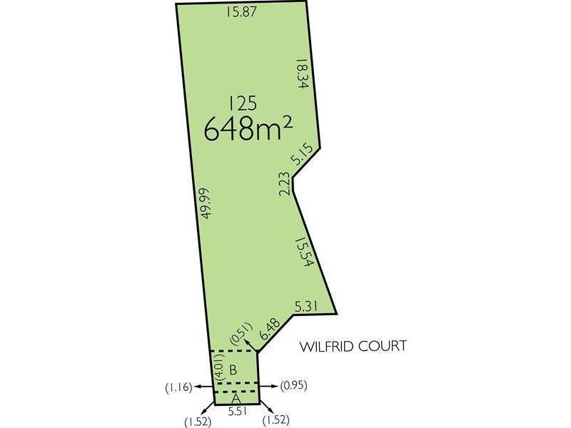 Lot 125 Wilfrid Court, St Agnes, SA 5097