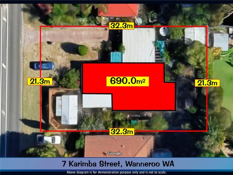 7 Karimba Street, Wanneroo, WA 6065