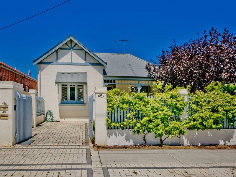 45A Elizabeth Street, North Perth