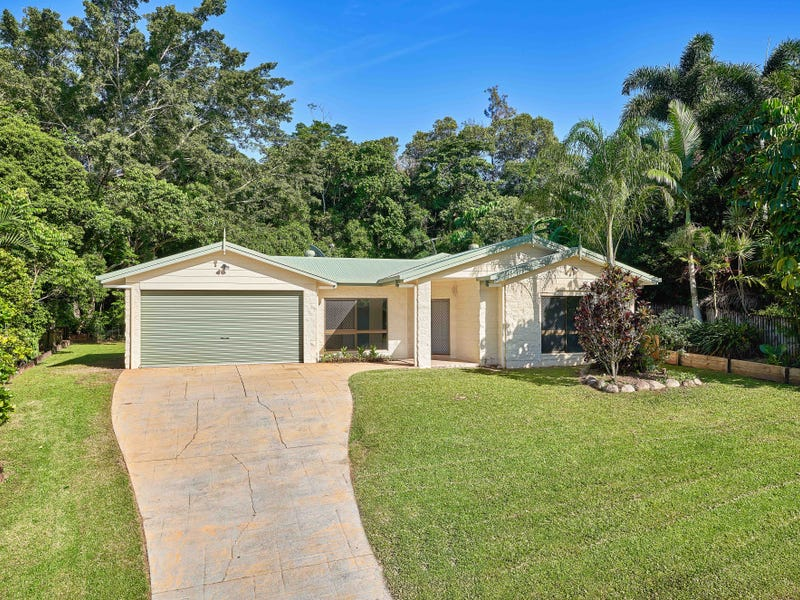 45 Templar Cres, Bentley Park, Qld 4869