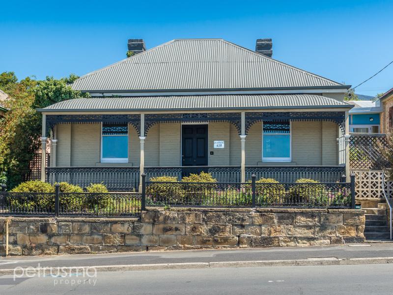 420 Elizabeth Street, North Hobart, Tas 7000