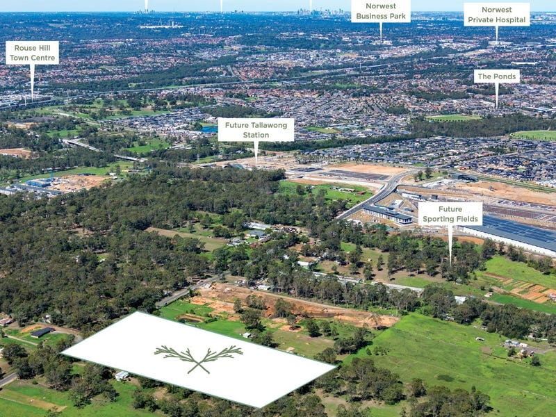 Lot 501, 131-135 Tallawong Road, Rouse Hill, NSW 2155
