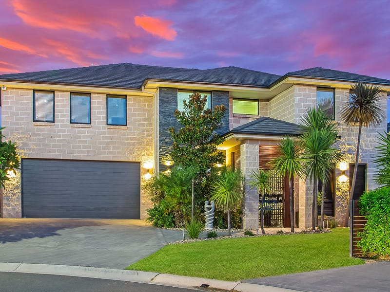 12 Charbel Place, Kellyville Ridge, NSW 2155