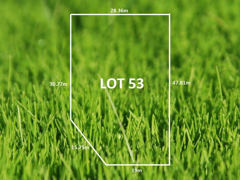 Lot 53 Henry Turton Crt, Wasleys, SA 5400