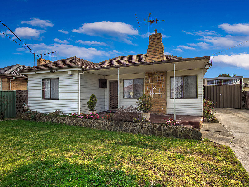 8 Belmore Road, Sunshine North, Vic 3020