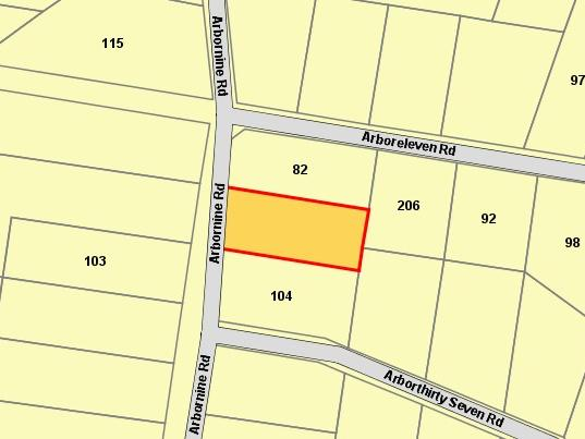 Lot 204, 204 Arbornine Road, Glenwood