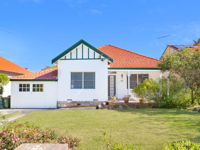 62 MACQUARIE STREET, Roseville, NSW 2069