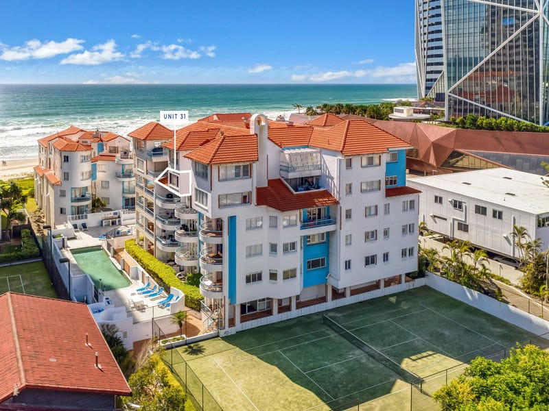 31/26 Old Burleigh Road, Surfers Paradise, Qld 4217