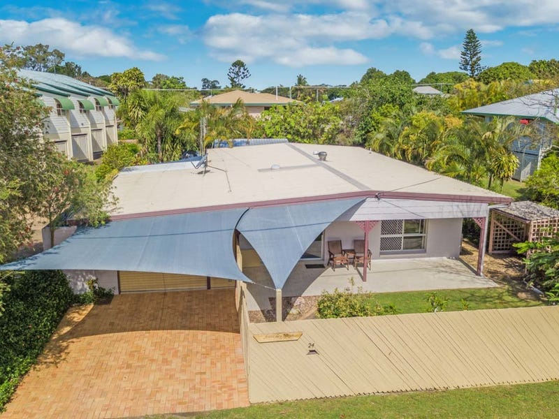 24 Leslie Lane, Scarness, Qld 4655