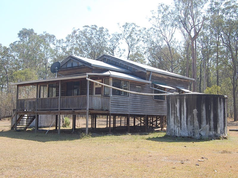2176 Old Tenterfield Road, Kippenduff, NSW 2469