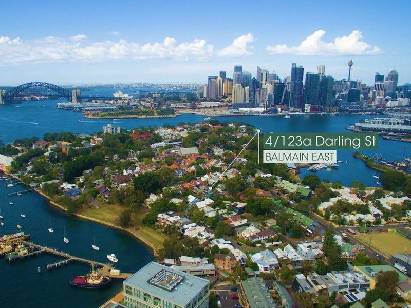 4/123A Darling Street, Balmain East, NSW 2041