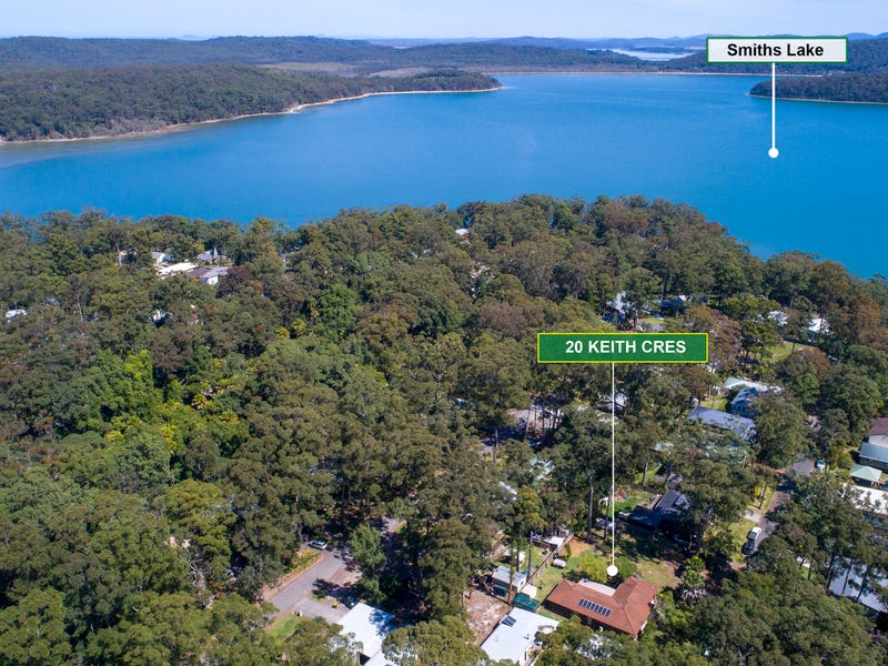 20 Keith Crescent, Smiths Lake, NSW 2428