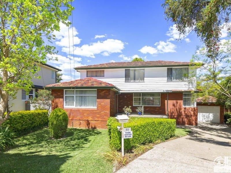 11 Verletta Ave, Castle Hill, NSW 2154