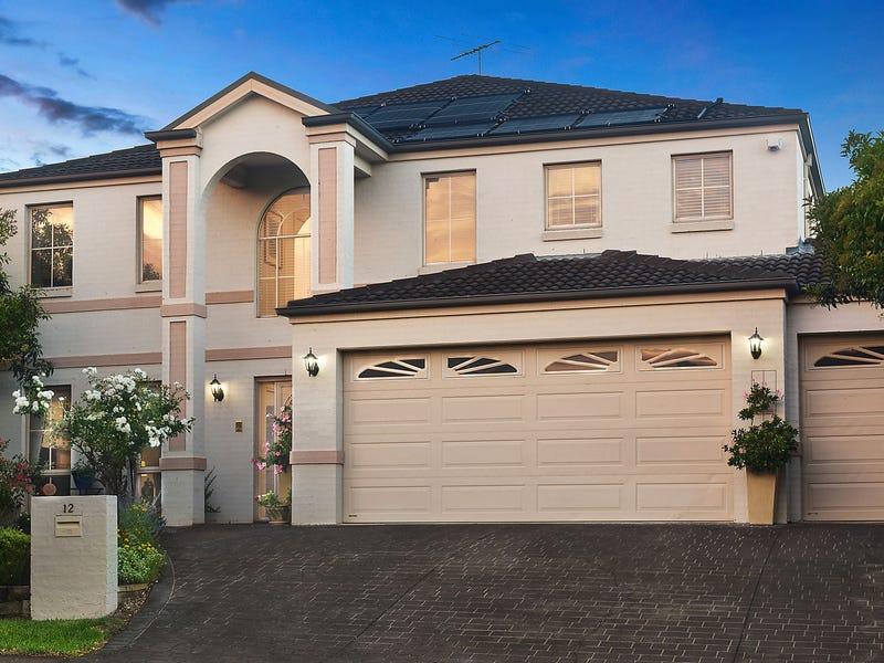 12 Moroney Avenue, Castle Hill, NSW 2154
