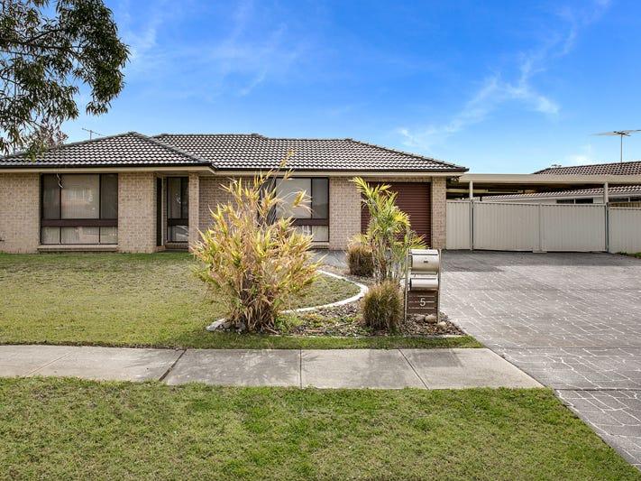 5 Rogan Crescent, Prairiewood, NSW 2176