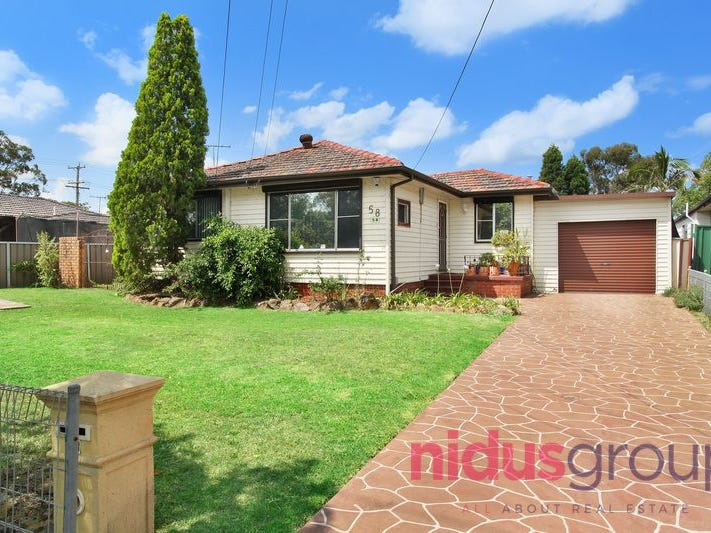 58 Railway Street, Rooty Hill, NSW 2766