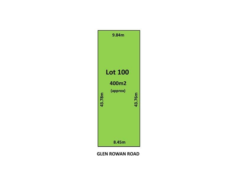 Lt 100, 23 Glen Rowan Road, Woodville South, SA 5011