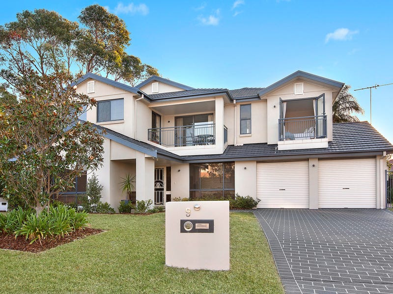 9 Karri Place, Alfords Point, NSW 2234