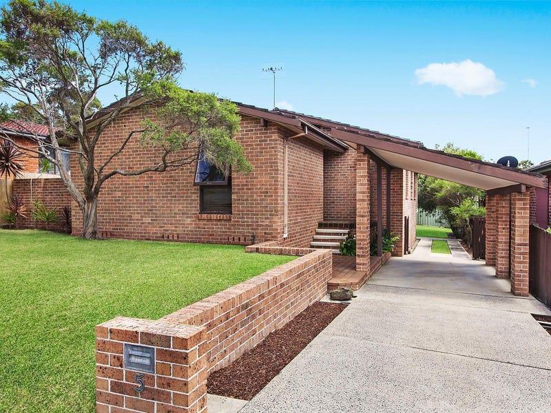 5 Belford Avenue, Bateau Bay, NSW 2261