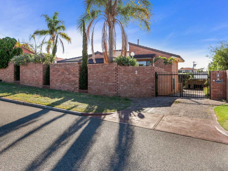 3 Minchin Place, Bull Creek, WA 6149