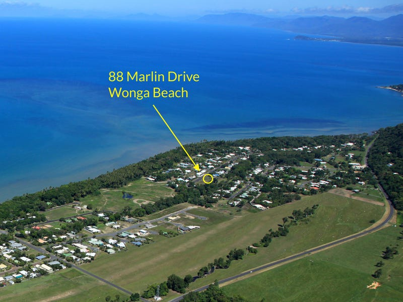 88 Marlin Drive, Wonga Beach, Qld 4873