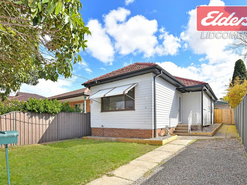 42 FIRST AVENUE, Berala, NSW 2141