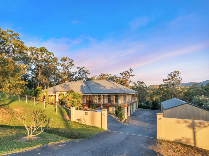 45 Crystal Creek Road, Willow Vale, Qld 4209