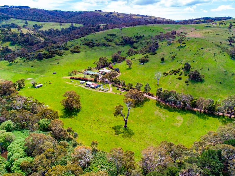 Sawpit Farm 697 Sawpit Road,, Hindmarsh Valley, SA 5211