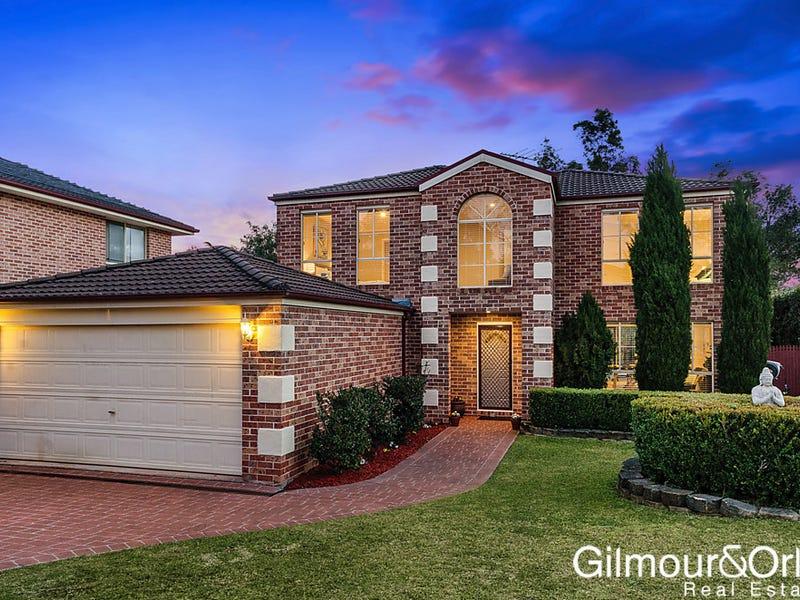 22 Kinaldy Crescent, Kellyville, NSW 2155