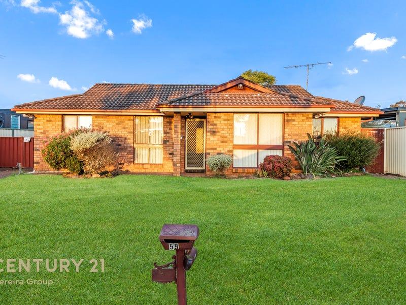 59 Lorenzo Crescent, Rosemeadow, NSW 2560