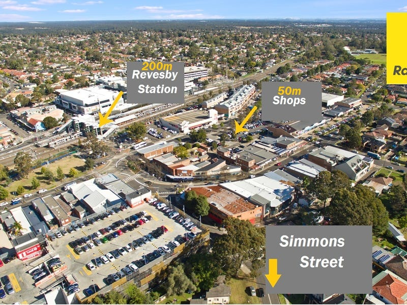 39 & 41 Simmons Street, Revesby