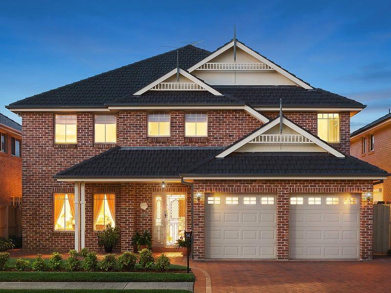 14 Galvin Avenue, Kellyville, NSW 2155