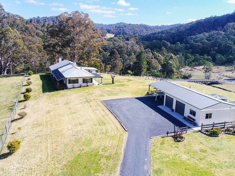 2866 MOUNT DARRAGH ROAD, Wyndham, NSW 2550
