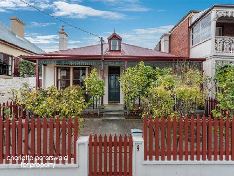 63 Warwick Street, Hobart, Tas 7000
